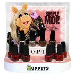 Disney unveils Muppets-inspired fashion range in partnership with Giles Deacon, OPI & MAC Cosmetics