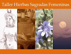 Taller de Hierbas Sagradas Femeninas