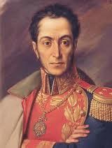 Južno američki revolucionar,Simon Bolivar
