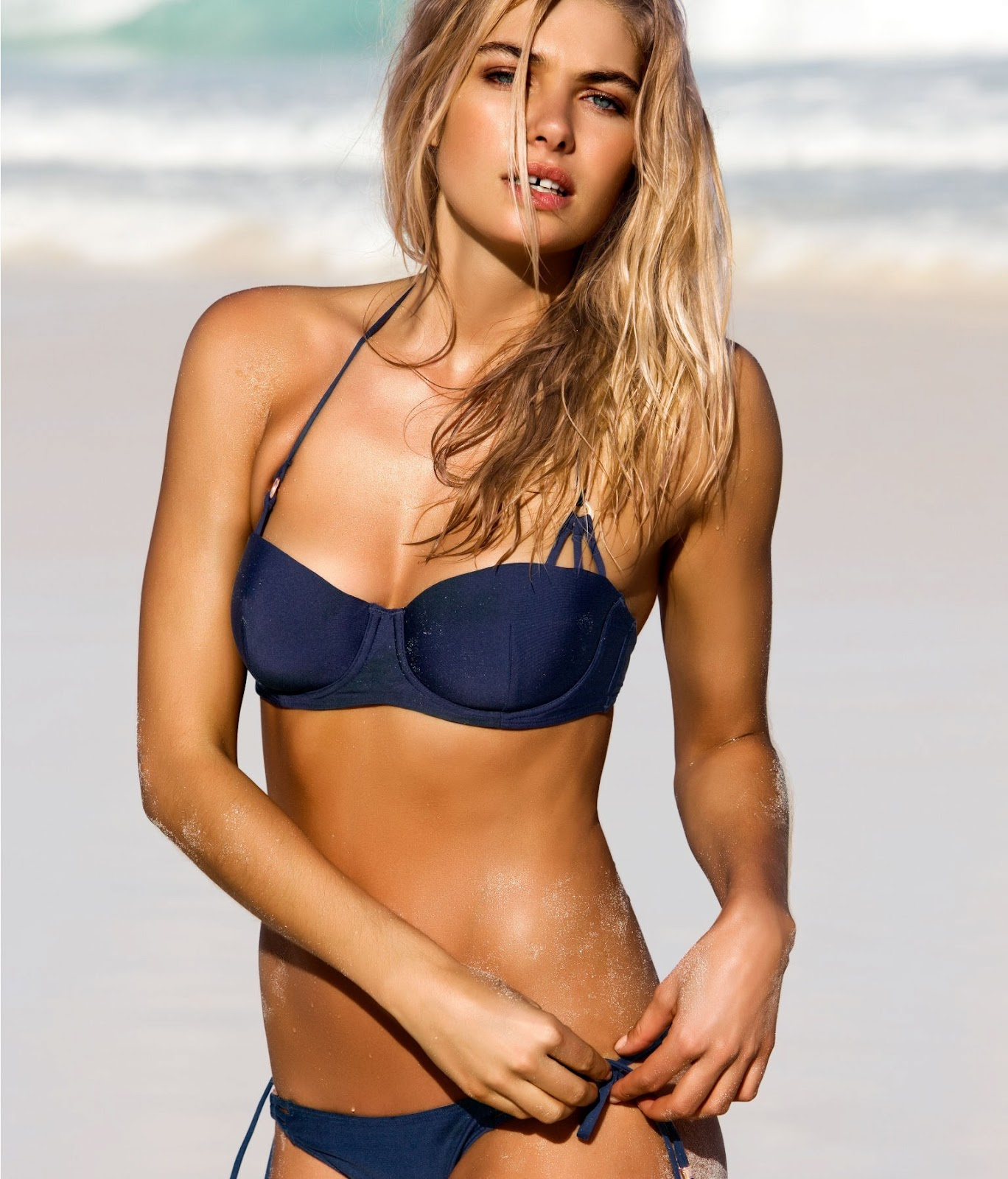 Video Jessica hart bikini pictures that