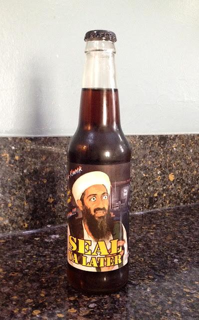 Seal Ya Later Soda