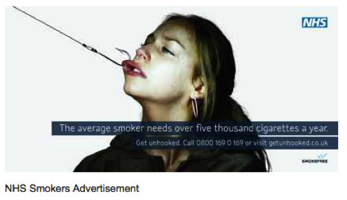 an analysis of the anti smoking commercials for several similar ads Effects of different types of antismoking ads on reducing disparities in smoking cessation among socioeconomic subgroups  smoking anti-tobacco industry ads that.