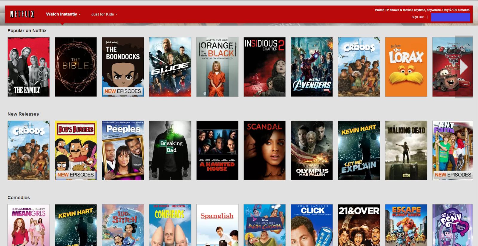 Good Movies For Kids On Netflix November