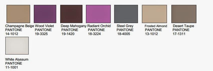 Tendencias de color pantone para el a o 2015 remodelaciones - Color topo pared ...