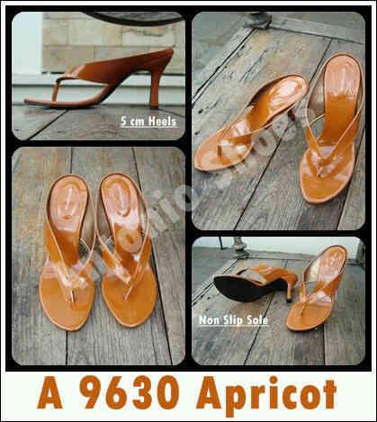 Aneka model sepatu sandal wanita murah , Model terbaru sandal wanita model Apricot