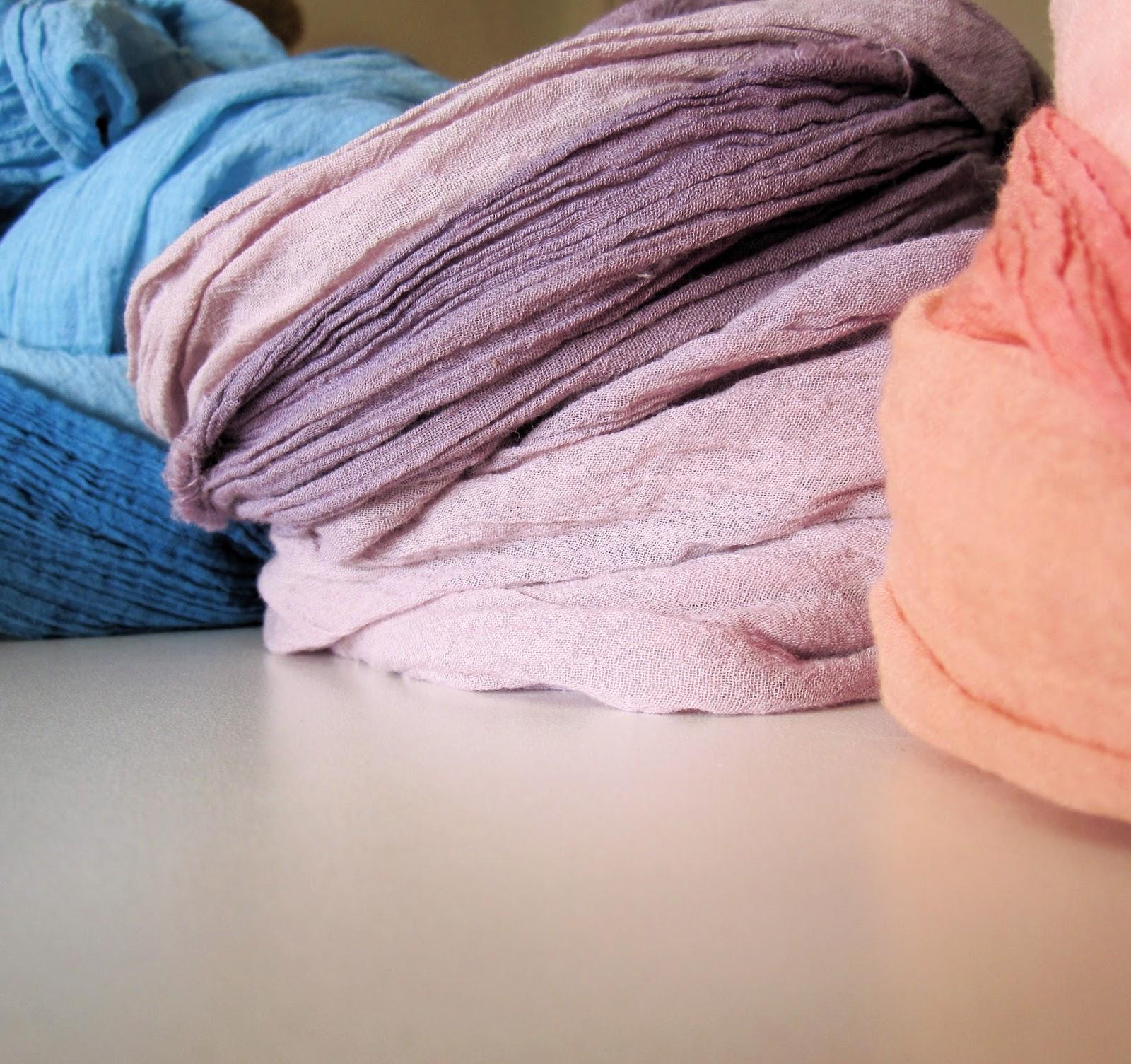 natural dye wrap