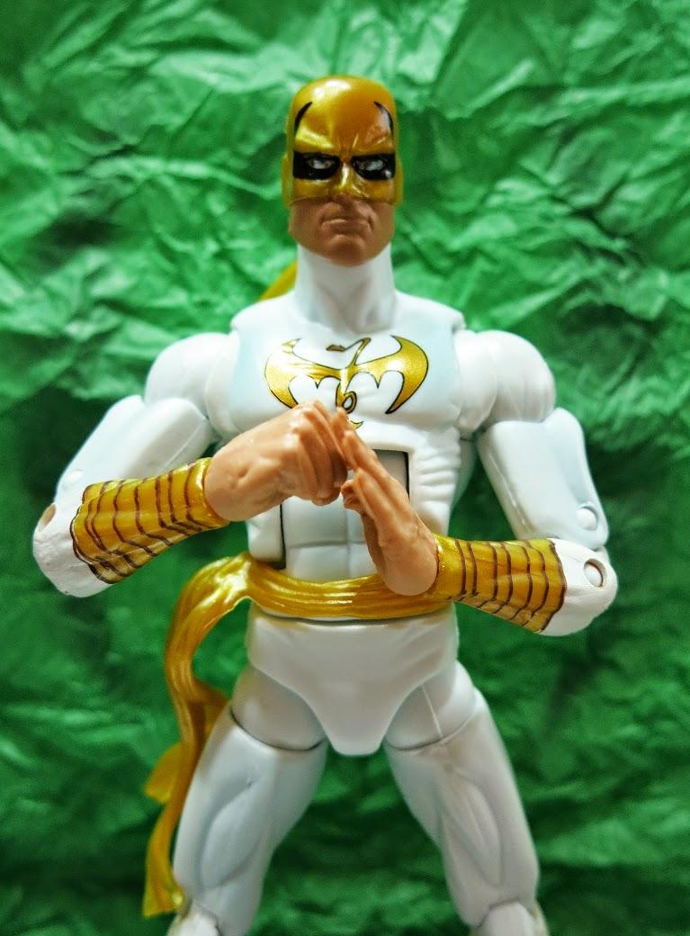 iron fist figure