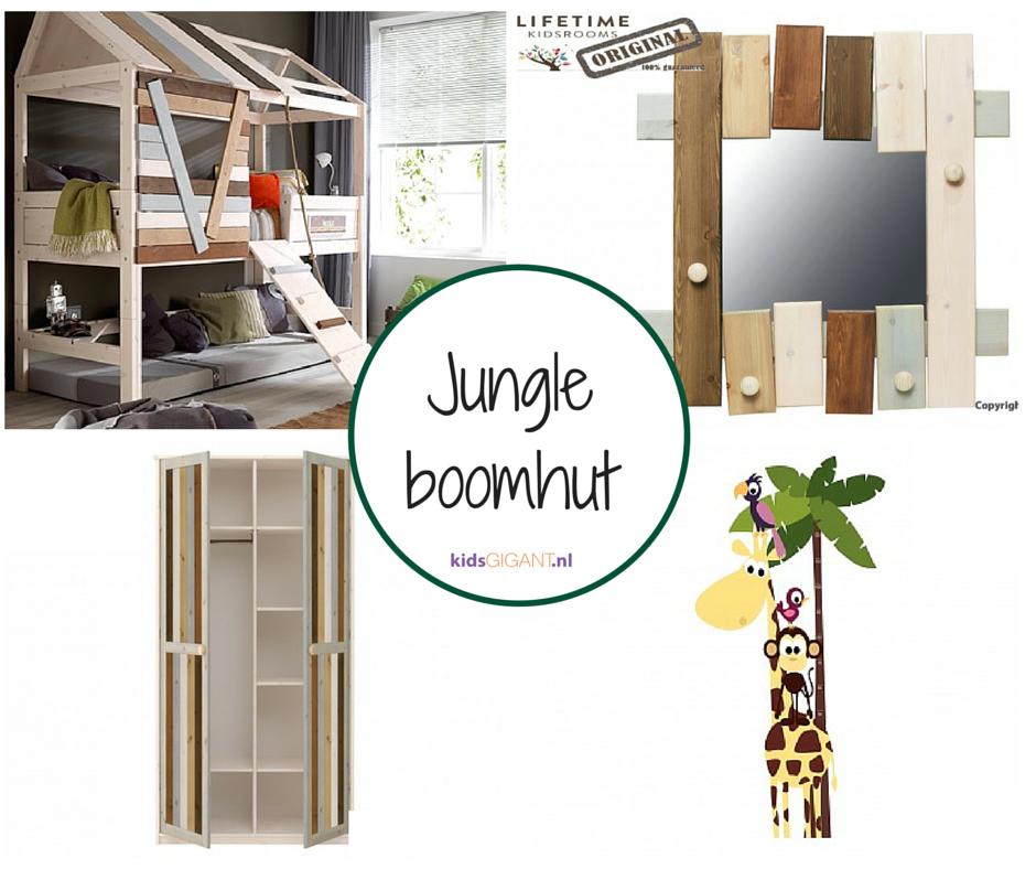 Zo richt u een jungle kamer in - Muur decoratie volwassen kamer ...