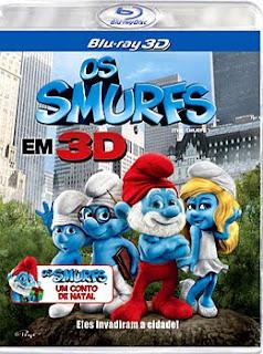 Filme Poster Os Smurfs BDRip XviD Dual Audio & RMVB Dublado