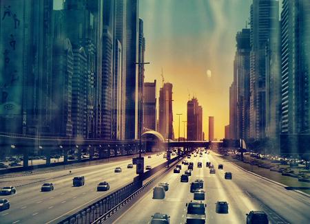 Mơ thấy mình chạy 1 đường dài vào thành phố