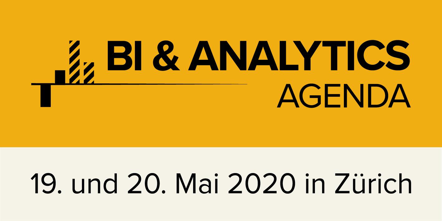 BI & Analytics Agenda