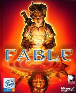 Fable: The Lost Chapters PC Box