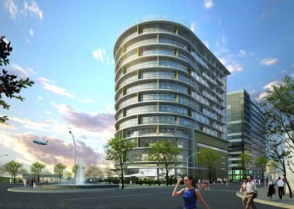 saigon airport plaza: giới thiệu Dự án phức hợp 5 sao