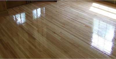 Wooden House Design Floors
