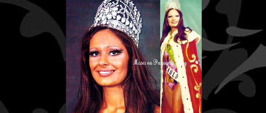 MISS BRASIL 1973