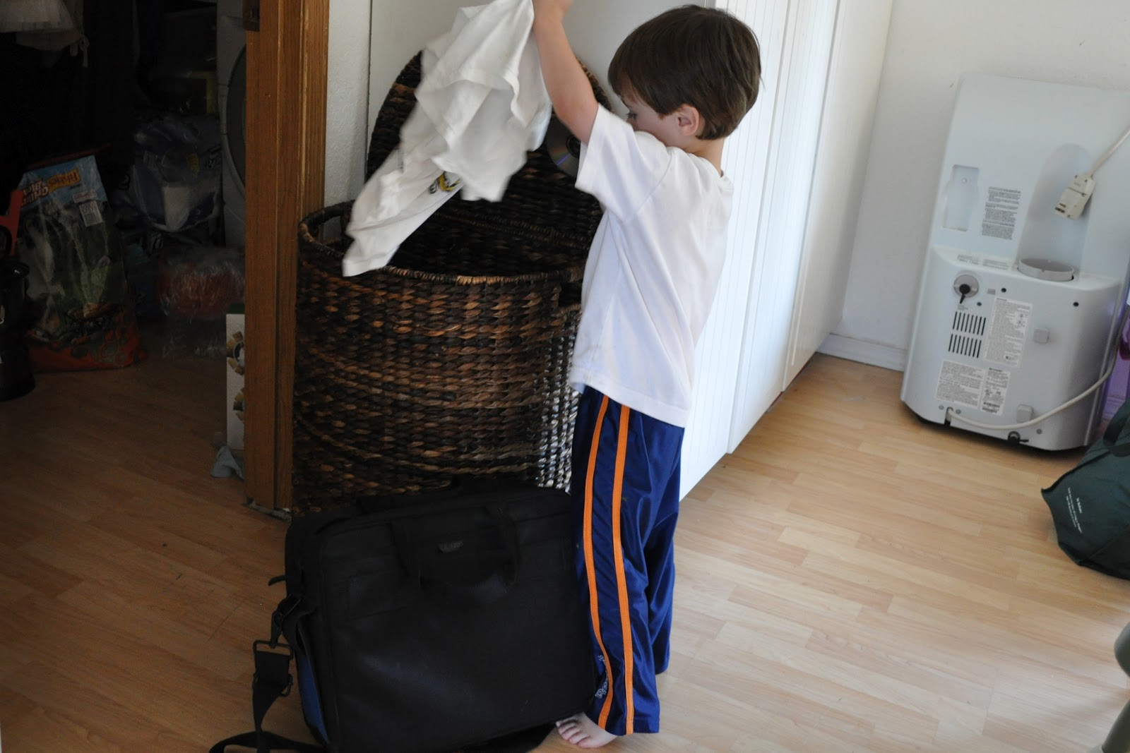 Put clothes in hamper images galleries with a bite - Hamper for dirty clothes ...