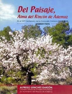 """Enlace a la versión digital (eBook) de la colección:  """"DEL PAISAJE, ALMA DEL RINCÓN DE ADEMUZ""""."""