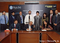Meezan Bank and Western Union Agreement