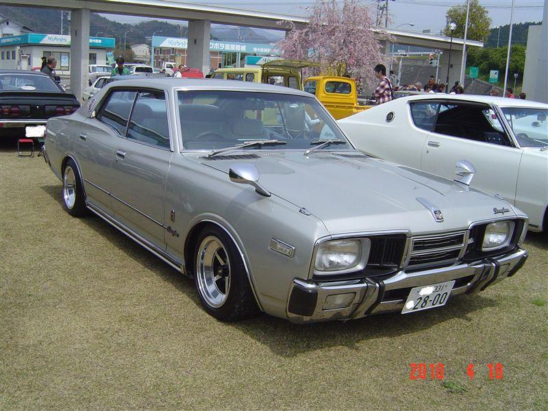 Nissan Cedric, Gloria, 330, nostalgic, oldschool, old cars, classic, japanese