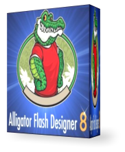 Alligator Flash Designer 8.0.30 | 5 Mb