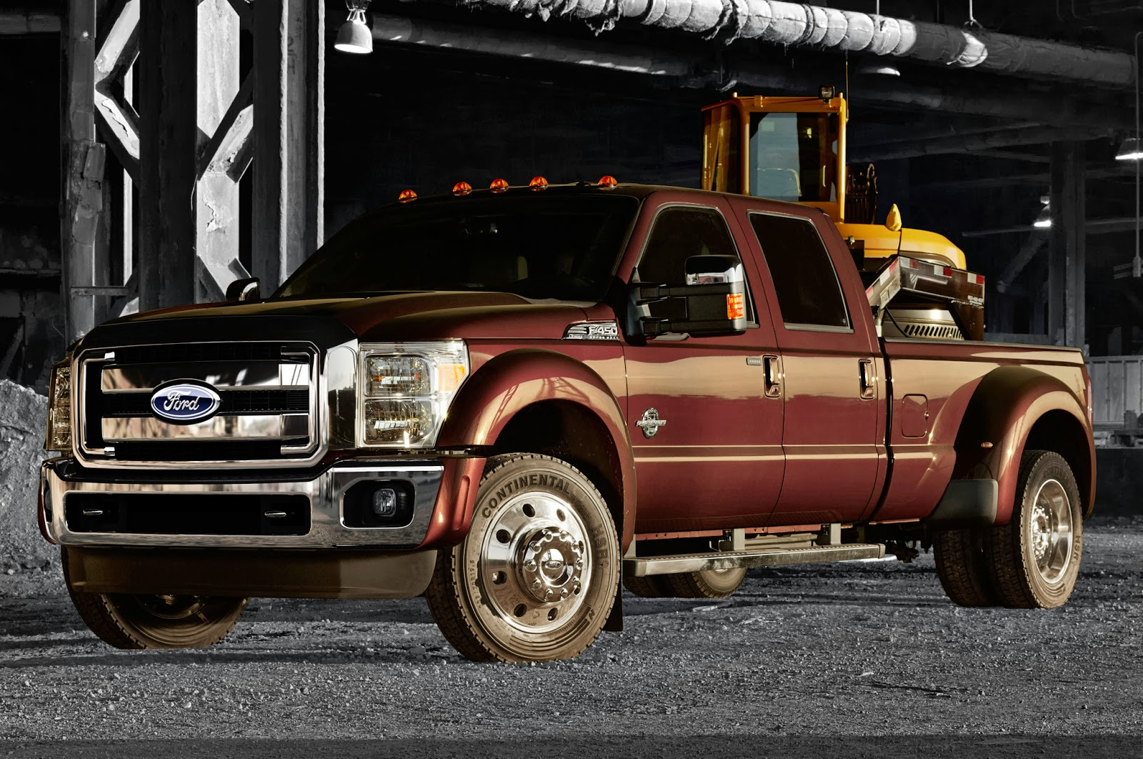 2015 Ford F-Series Super Duty Gets an Update