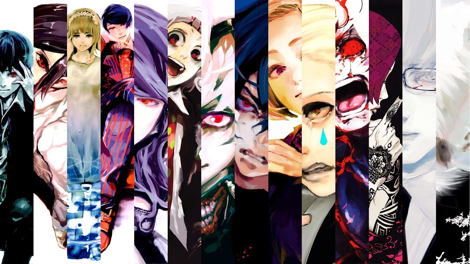 Genealogy Charts Tokyo Ghoul Wallpaper Hd