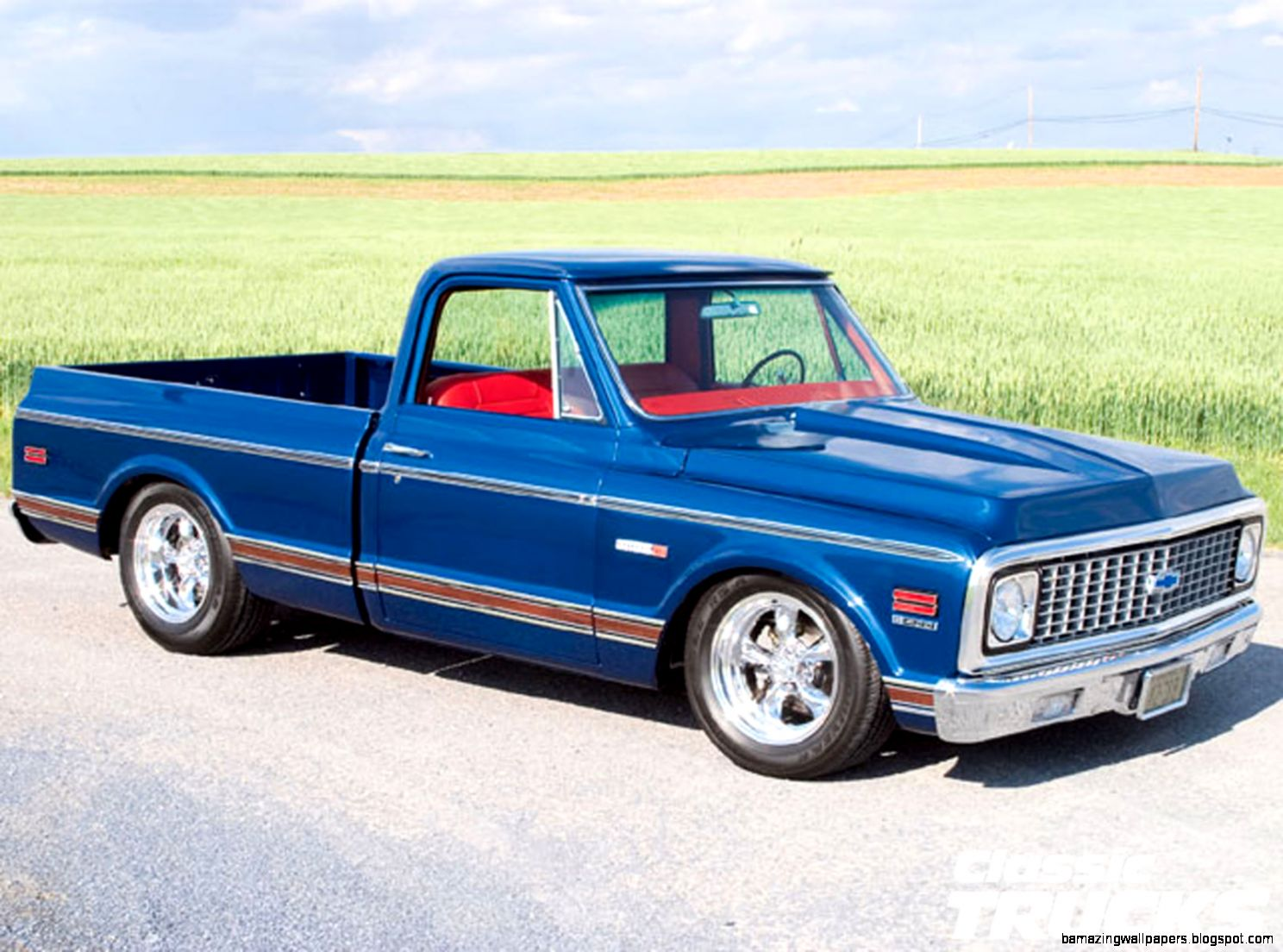 1971 Chevy Pickup Truck