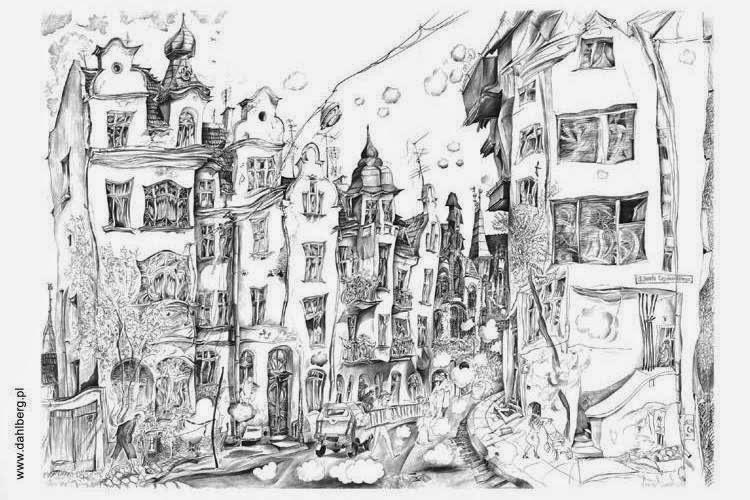 Ilustración de Per Dahlberg