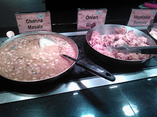 Gluten Free and Vegetarian Dishes at Red Hot World Buffet