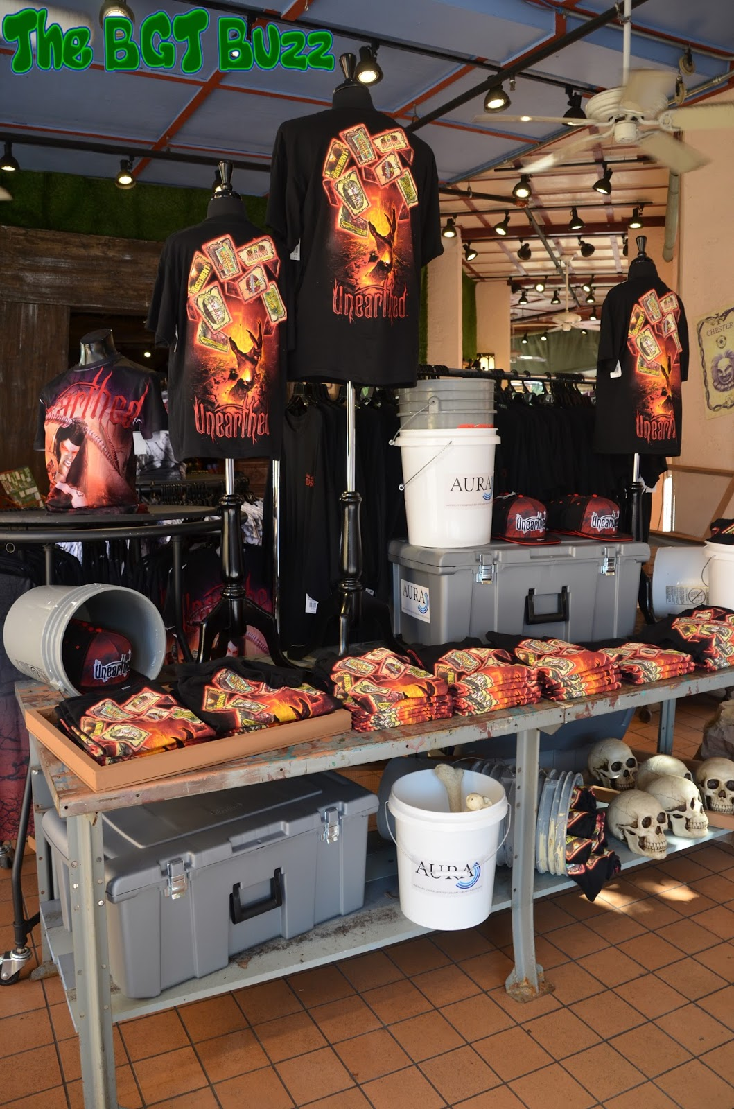The Bgt Buzz 2015 Howl O Scream Shop Of Horrors Opens At Busch Gardens Tampa