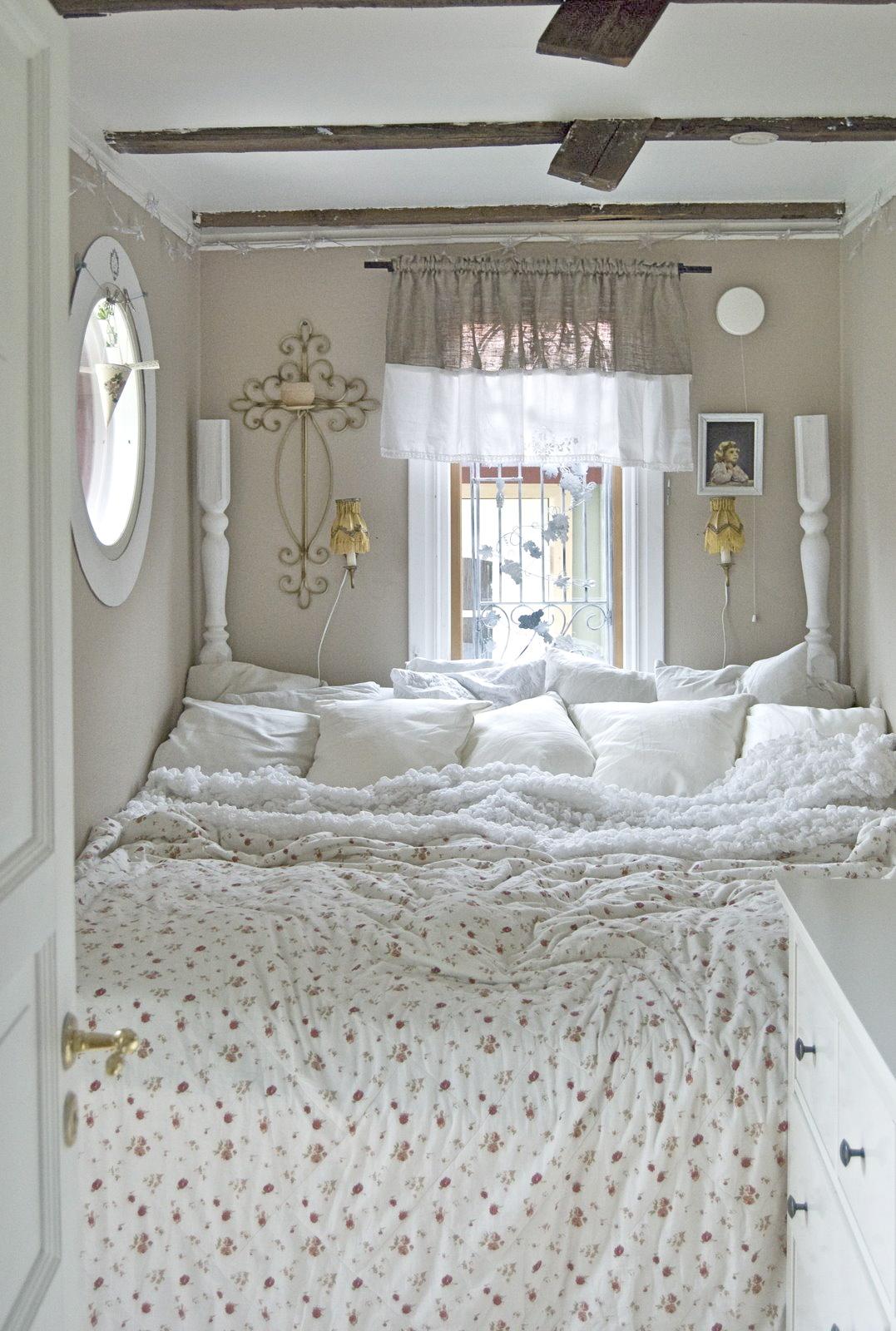 Huset Sjöljus: Sovrumsförändringar...