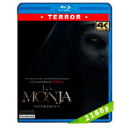La monja (2018) 4K UHD Audio Dual Latino-Ingles