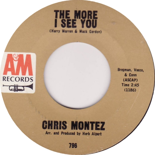 Chris Montez - Foolin' Around