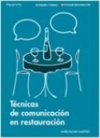 Técnicas de Comunicación en Restauración, por María Palomo