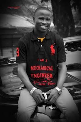 Image of Edah Oghenekevwe Richard killed by police van