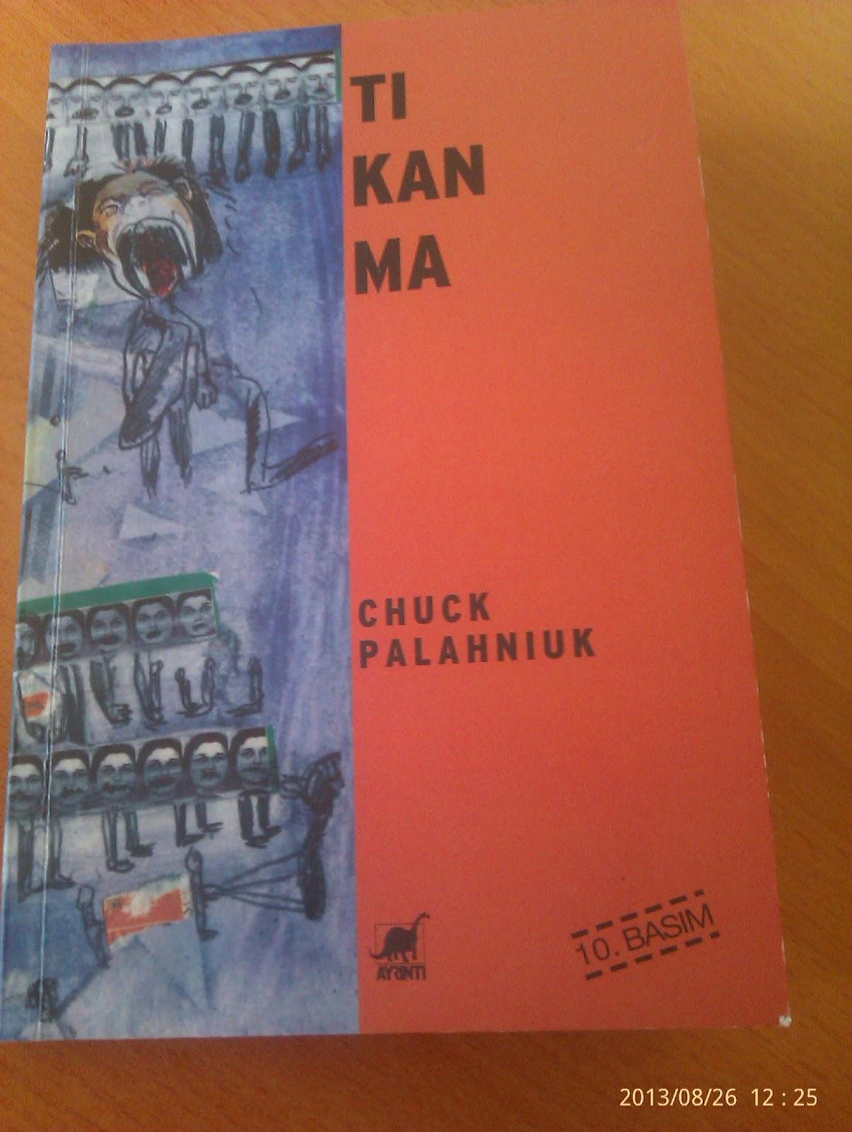 Chuck Palahniuk Essays