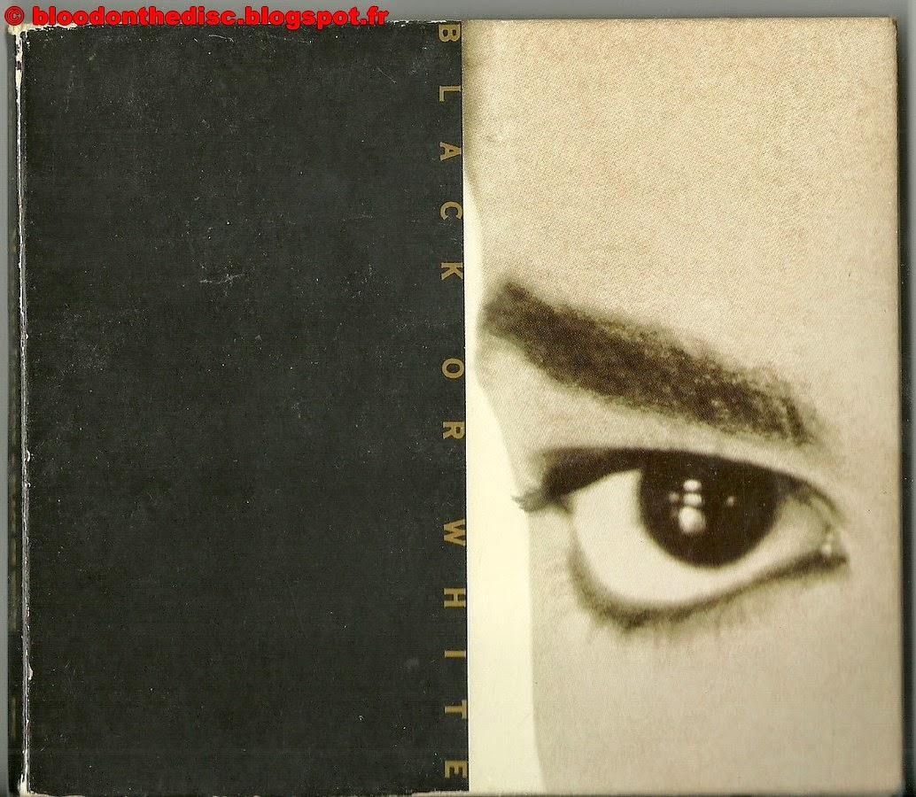 pochette arrière Black Or White