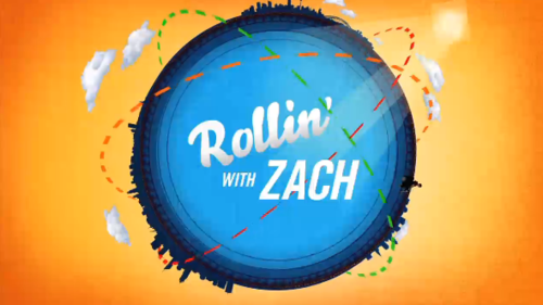 Rollin' With Zach Season 1 Episode 5 Las Vegas