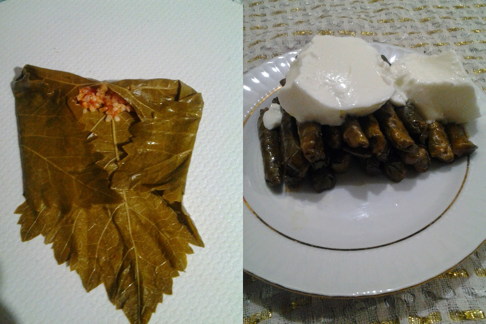 yaprak sarması nasıl yapılır