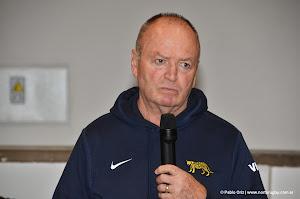 Graham Henry dictará un curso a coaches latinoamericanos
