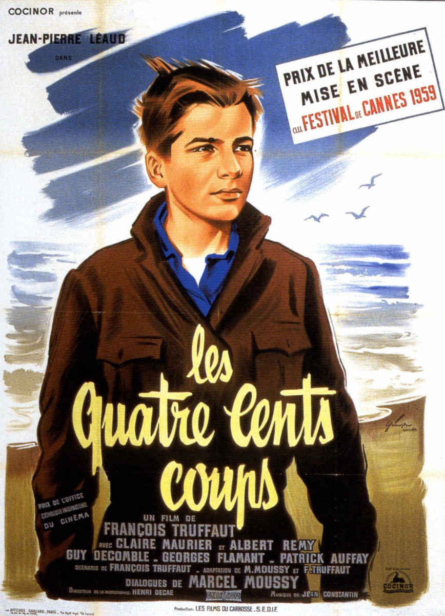 the 400 blows by truffaut commentary 400 ударов / les quatre cents coups / the 400 blows (франсуа трюффо / francois truffaut) [1959,  bdrip-avc] 2 x mvo + original + commentary.