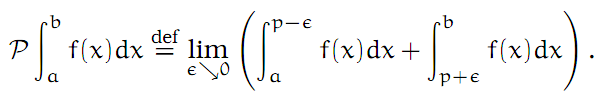 Complex Analysis: #18 Integrating across a Pole equation pic 4