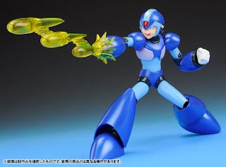 D-Arts Mega Man X Action Figure