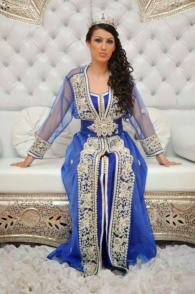 Robe de soiree orientale 2014