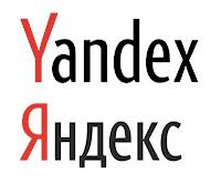 Yandex también en ingles