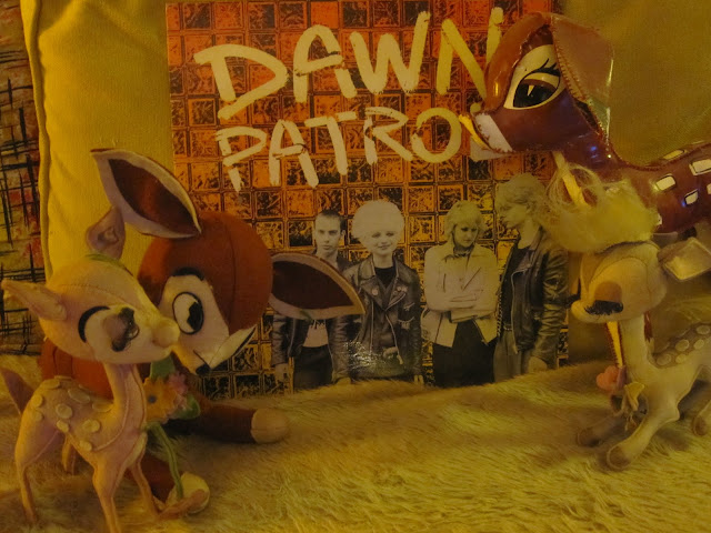 Dawn Patrol - What am I gonna do - 1981 Dinosaur discs records punk