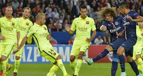 Đội hình tiêu biểu Champions League: Totti sát cánh cùng Messi
