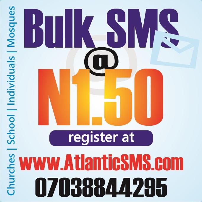 Bulk SMS Service!