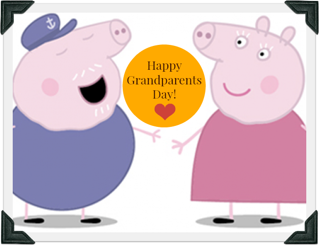 Celebrate Grandparents day with these cute books | V. I. BOOKCLUB
