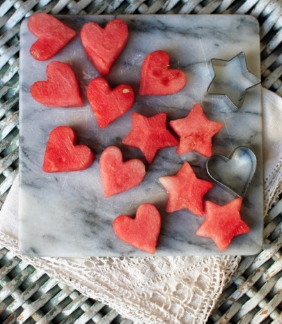 Watermelon cutters